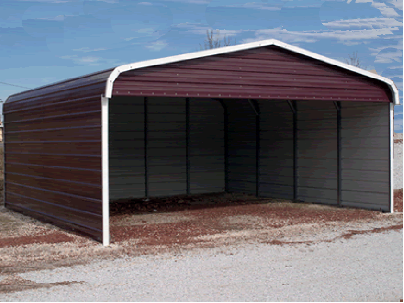 Carport Shed Combination : Combination buildings and carports
