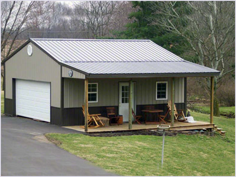 Combination buildings and carports for Carport shed combo plans