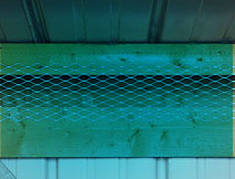 Pest Control Steel Buildings Netting to keep Pest out of Metal Buildings.