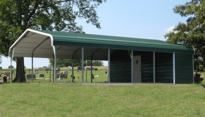 Utility carports for Carport shed combo plans