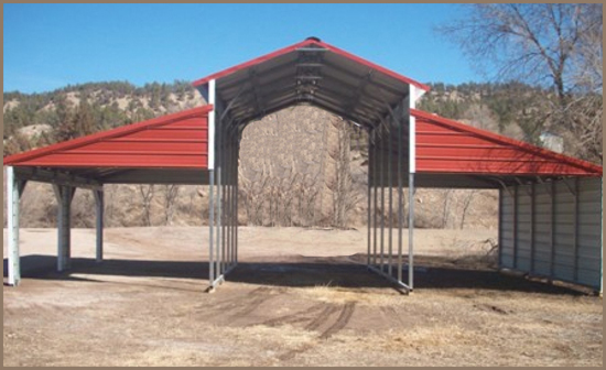 Canvas Carports Made Of : Admin author at liama barns steel buildings garages and