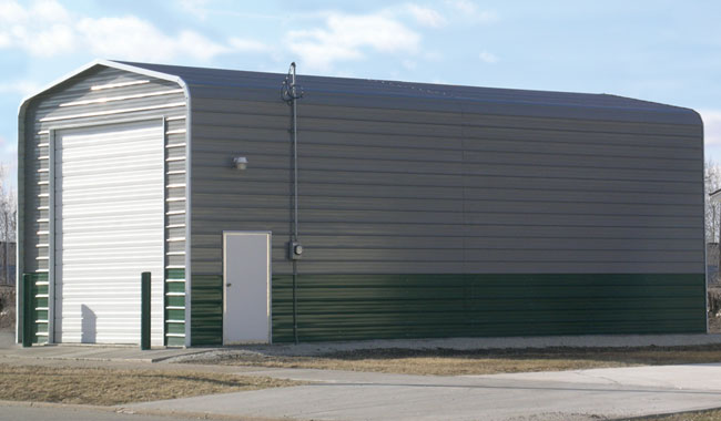 Recreational metal buildings metal buildings aluminum for Rv buildings