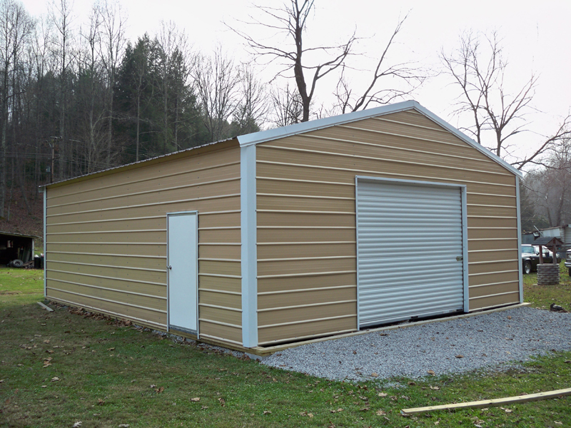 Metal building kits for sale 2 story when clearance for Two story garages for sale